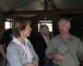 Regionale Lebensmittelproduktion – CDU-Fraktion mit Landtagsabgeordneten Karin Wolff und Irmgard Klaff-Isselmann vor Ort bei Bauer Benz
